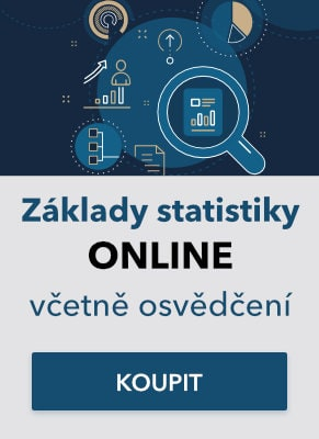 Basics of statistics ONLINE course with certificate
